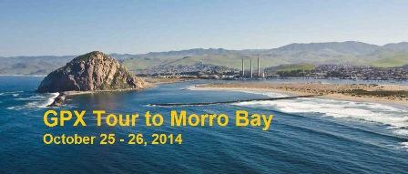 GPX Tour to Morrow Bay